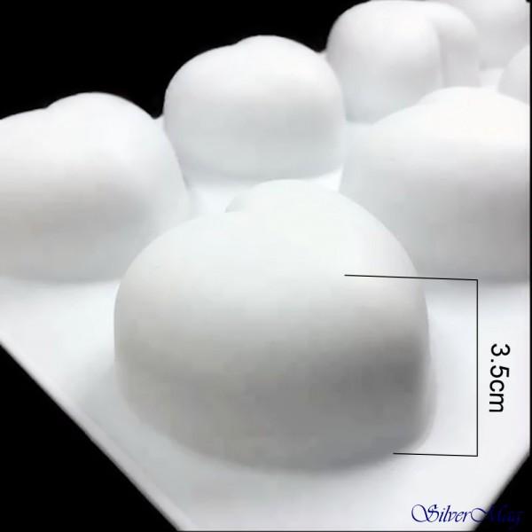 Forma din silicon AF014M