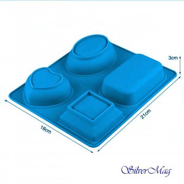 Forma din silicon J2033