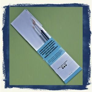 Ustensila decorare - pensula set A207