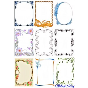 Rame Vafa/ Decor Paper Plus R01