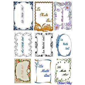 Rame Vafa/ Decor Paper Plus R02
